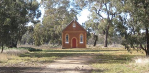 The Uniting Church in Waggarandall will be auction on November 24